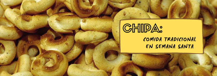 Chipa: comida tradicional en Semana Santa