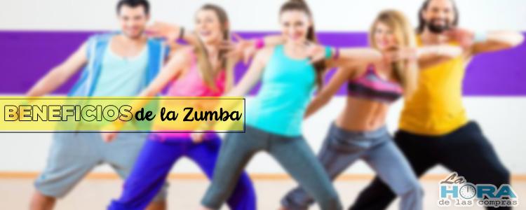 Beneficios de la Zumba