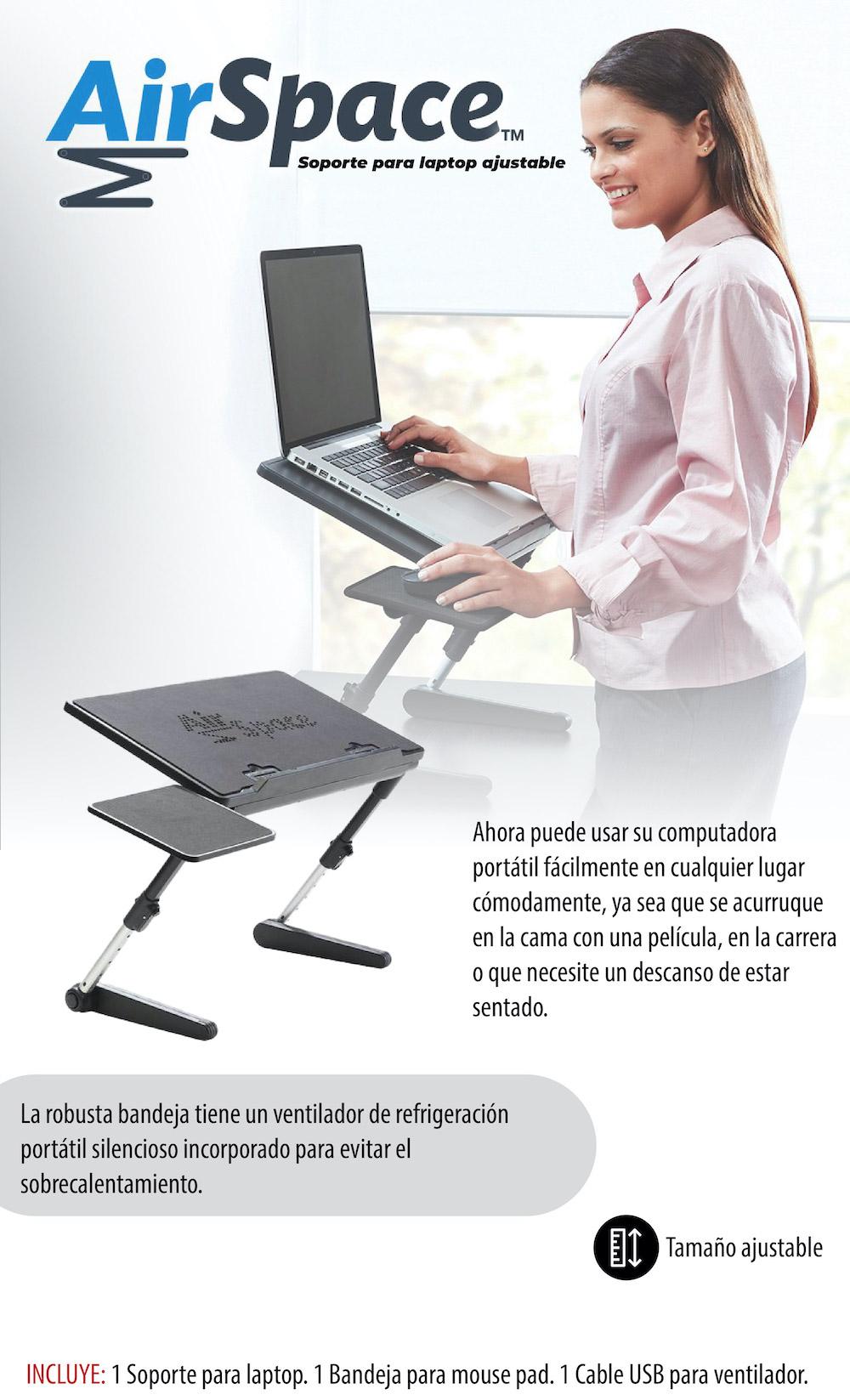 Soporte para Laptop Air Space
