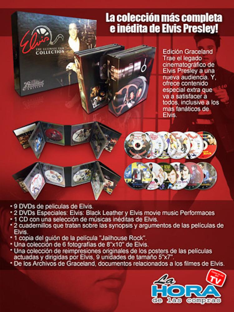 Colección Elvis Presley