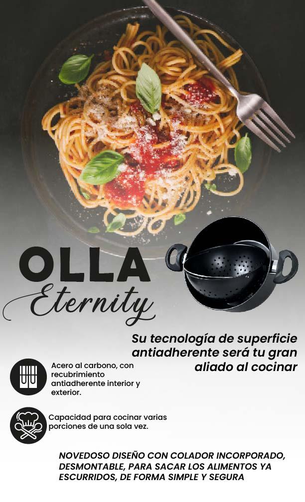 Eternity Ollas - Grande (25 Cm)