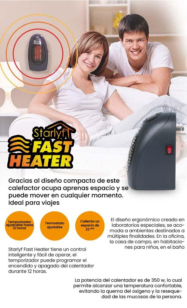 Calefactor Starlyf Fast Heater