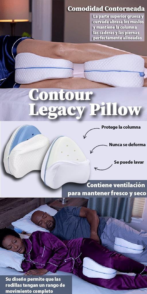 Almohada para Piernas Contour Legacy Pillow