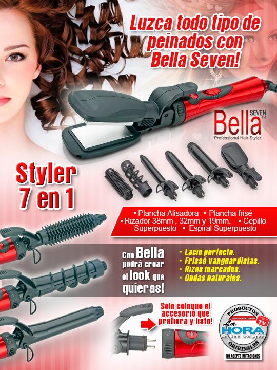 Bella Seven 7 En 1
