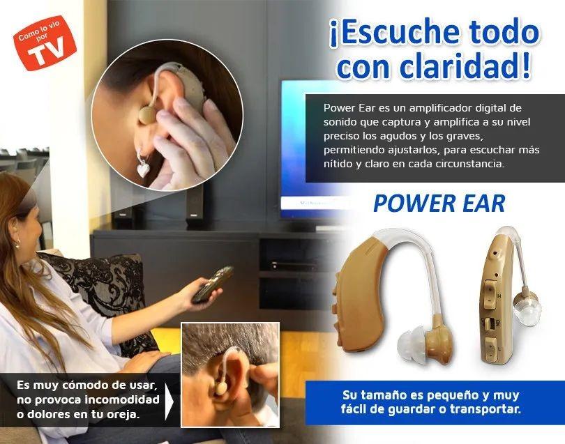 Amplificador de Sonido Power Ear