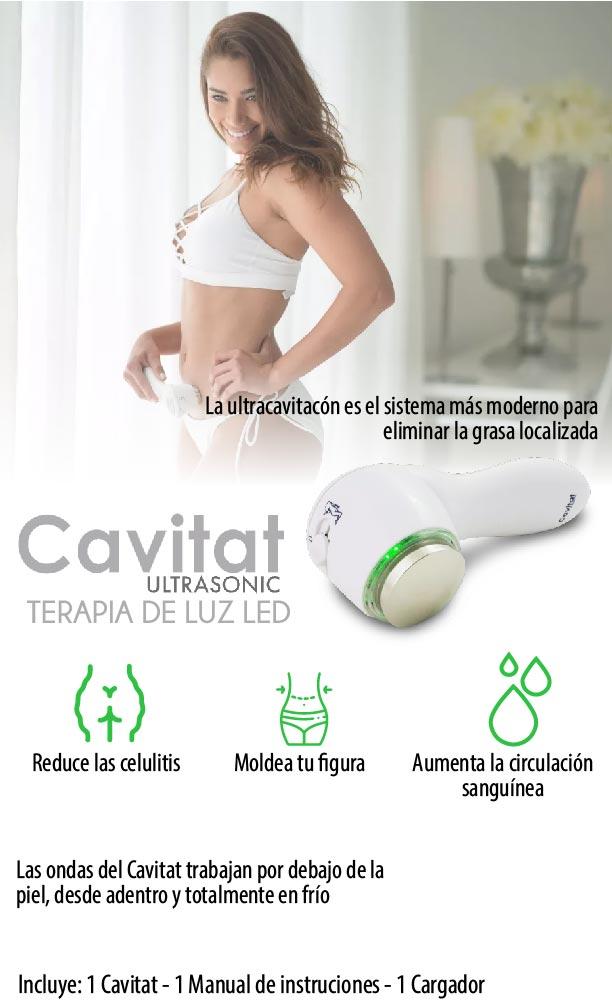 Cavitat (Terapia De Luz Led)