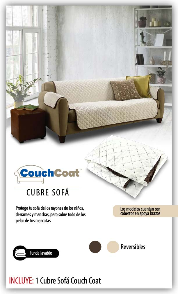 Cubre sofá Couch Coat