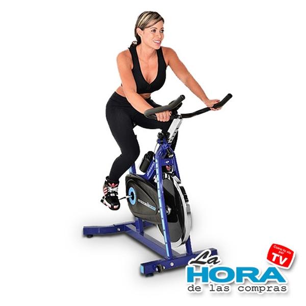 Bicicleta Estática E-3366-3SP
