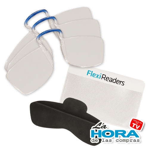 Lentes Flexi Readers