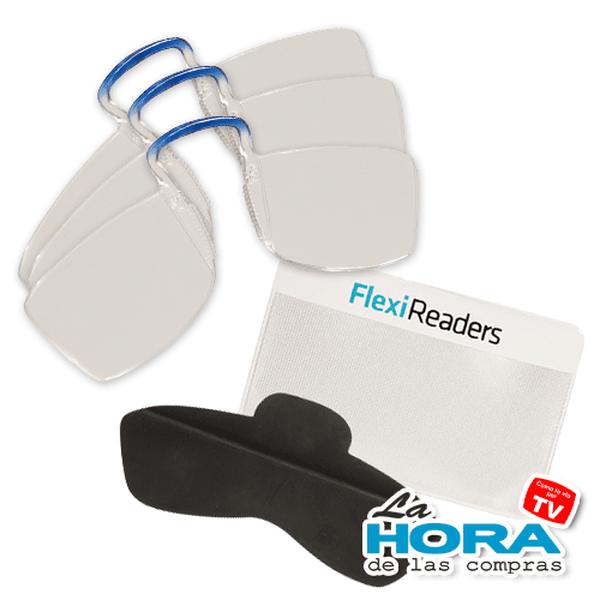 Lentes Flexi Readers
