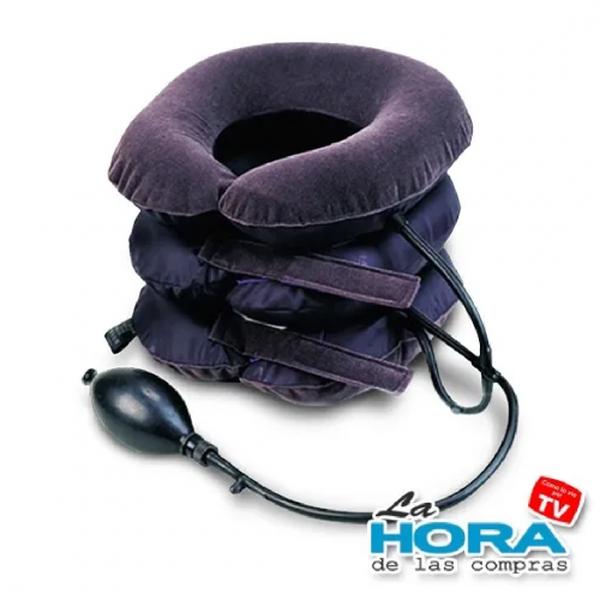 El Mejor Sistema de Alivio para los Dolores de Cuello - Dr. Ho Cuellera
