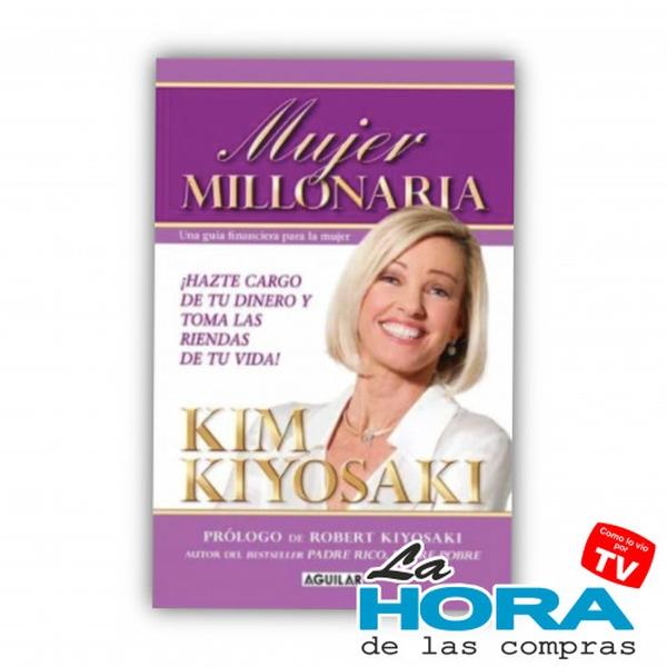 Mujer Millonaria - Libro - Kim Kiyosaki