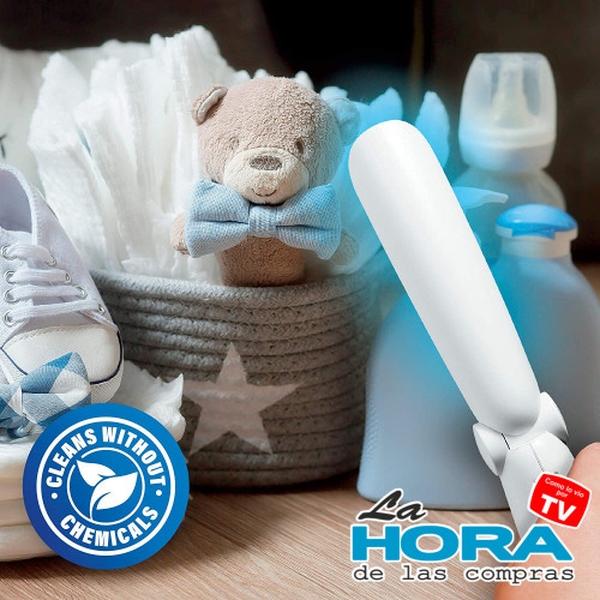 Luz UV Desinfectante Safe & Health