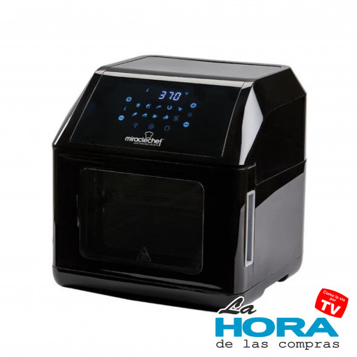 Horno 7 en 1 Miracle Chef Air Fryer Oven