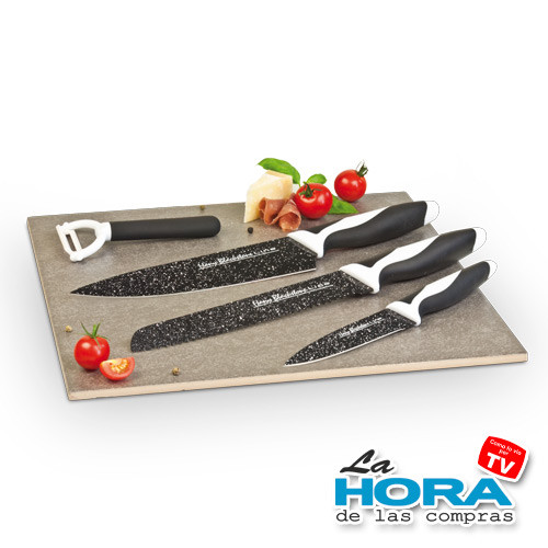 Set de Cuchillos Harry Blackstone Line