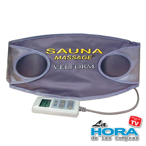 Sauna Massage Velform
