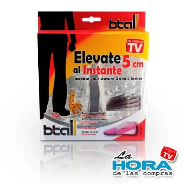 Plantillas Elevadoras Btall Elevate