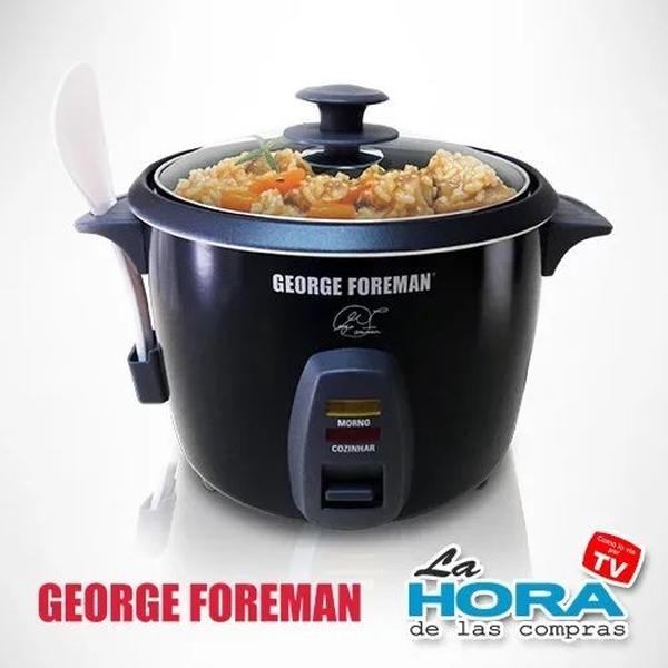 George Foreman Olla Arrocera