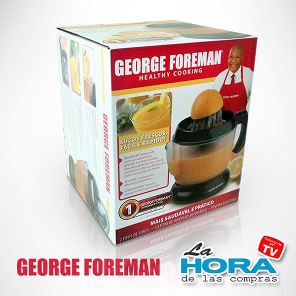 George Foreman Exprimidor De Jugos