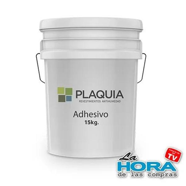 Pegamento de Plaquia - Adhesivo + Sellador - x Mts2