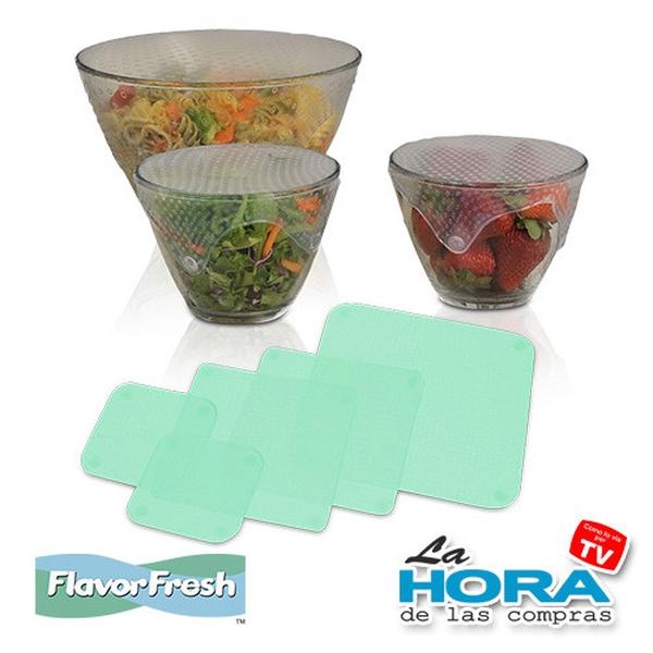 Cobertor para Contenedores de Alimentos Flavor Fresh