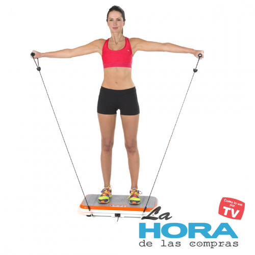 Plataforma Vibratoria Power Fit Smart
