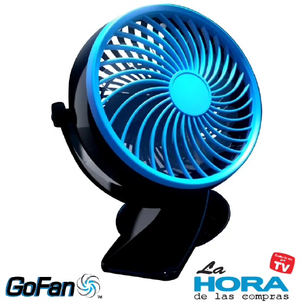 Ventilador Portátil Go Fan