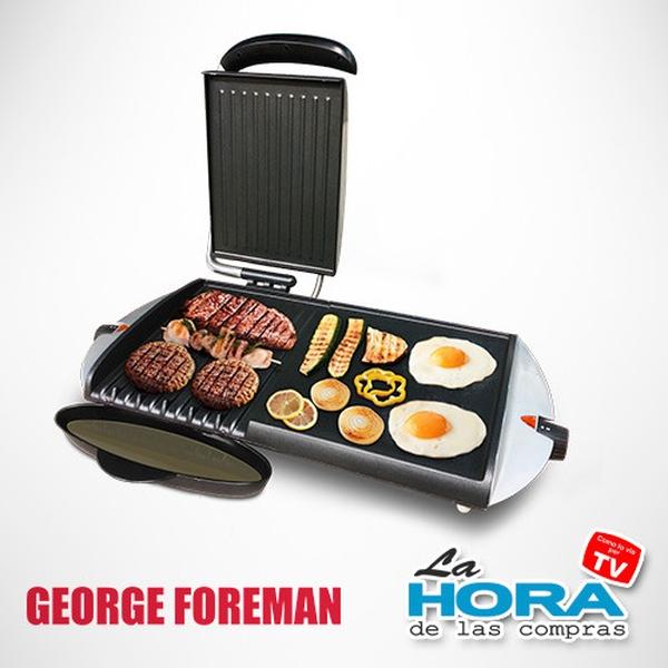 George Foreman Chapa & Grill