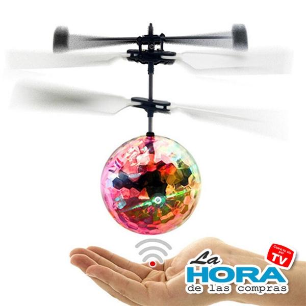 Esfera Voladora Whirly Ball