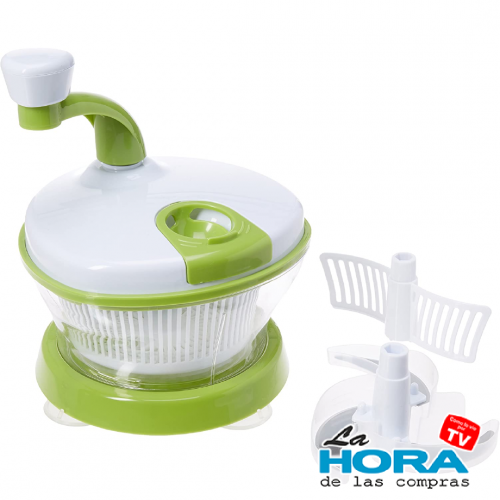 Utensilio de Cocina 4 en 1 - 10 Second Chopper