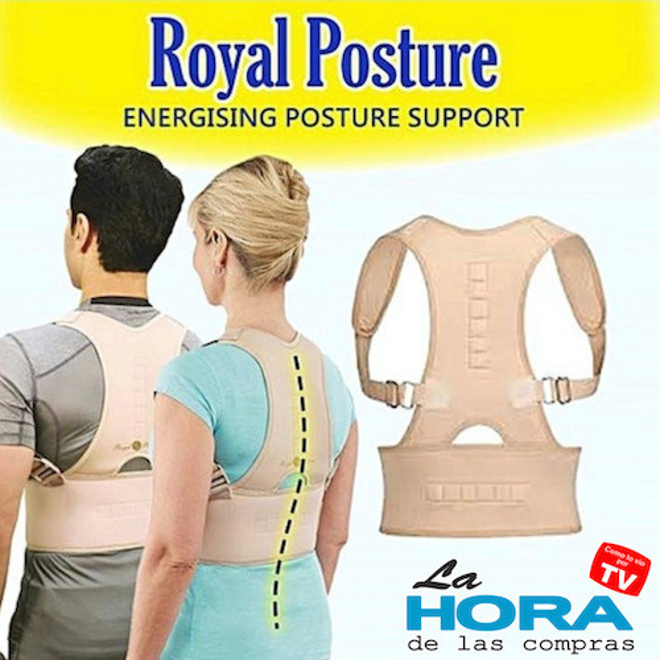 Corrector de Postura Royal Posture