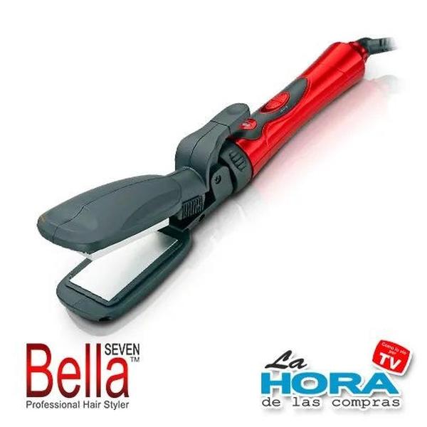 Planchita, Rizador y Cepillo Bella Seven
