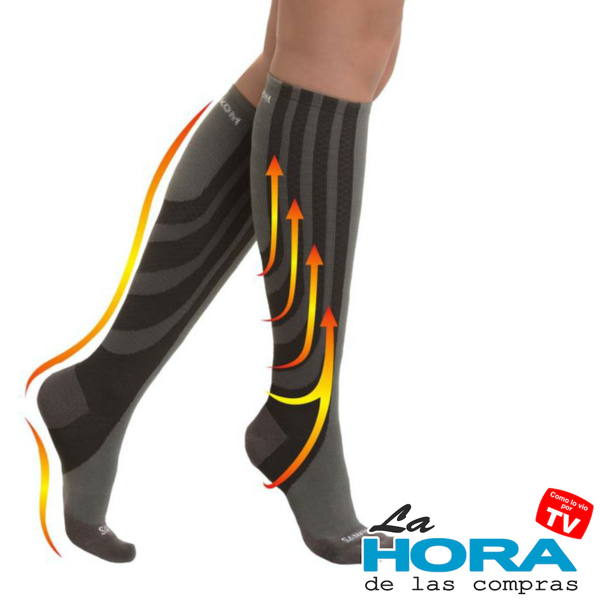 Medias de Compresión Sankom (Patent Socks)