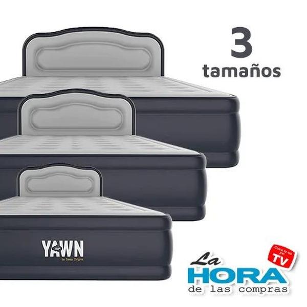 Yawn Bed (Colchon 2 Plazas)