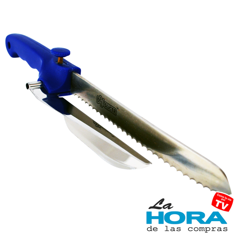 Cuchillo Ajustable Deli Slicer