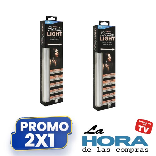 Luz LED Portátil Miracle Beauty Light (Promo 2 x 1)